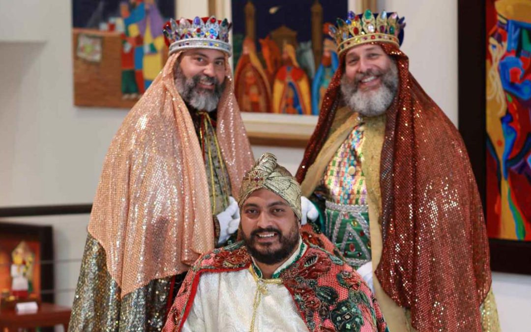 The Hidden Meaning of the Three Kings Story